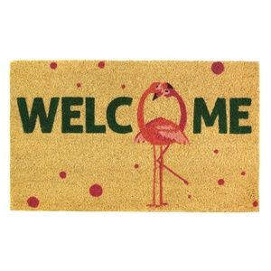 Other - FLAMINGO FUN DOORMAT